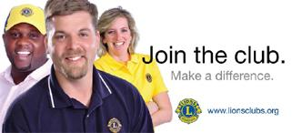 Join the lions
