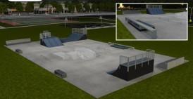 SkatePark Addition