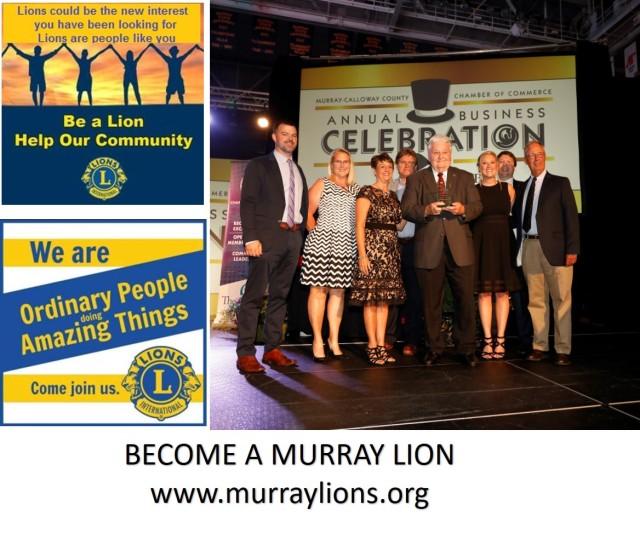 BECOME A MURRAY LION